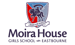 Moira House Girls School Logo