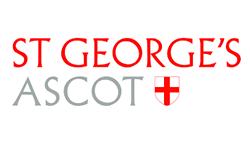 St George's, Ascot logo