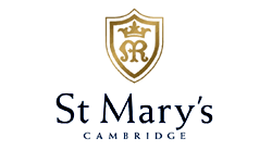 St. Mary's School, Cambridge Logo