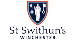 St Swithun's, Winchester logo
