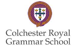 Colchester Royal Grammar School Logo