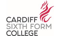 Cardiff Sixth Form College logo