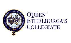 Queen Ethelburga's Collegiate Logo