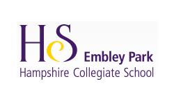 Embley Hampshire Logo