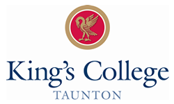 King's Hall School and King's College Taunton Logo