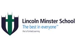 Lincoln Minster School Logo