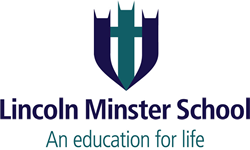 Lincoln Minster School Logo