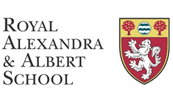 Royal Alexandra & Albert School Logo