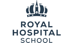 The Royal Hospital School Logo