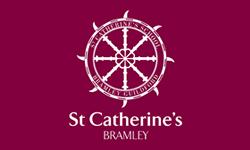 St Catherine's, Bramley Logo