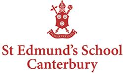 St Edmund's School Canterbury Logo