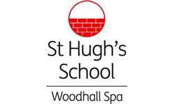 St. Hugh's School, Woodhall Spa Logo