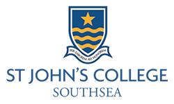 St John's College, Southsea Logo