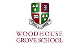 Image result for Woodhouse Grove School  logo